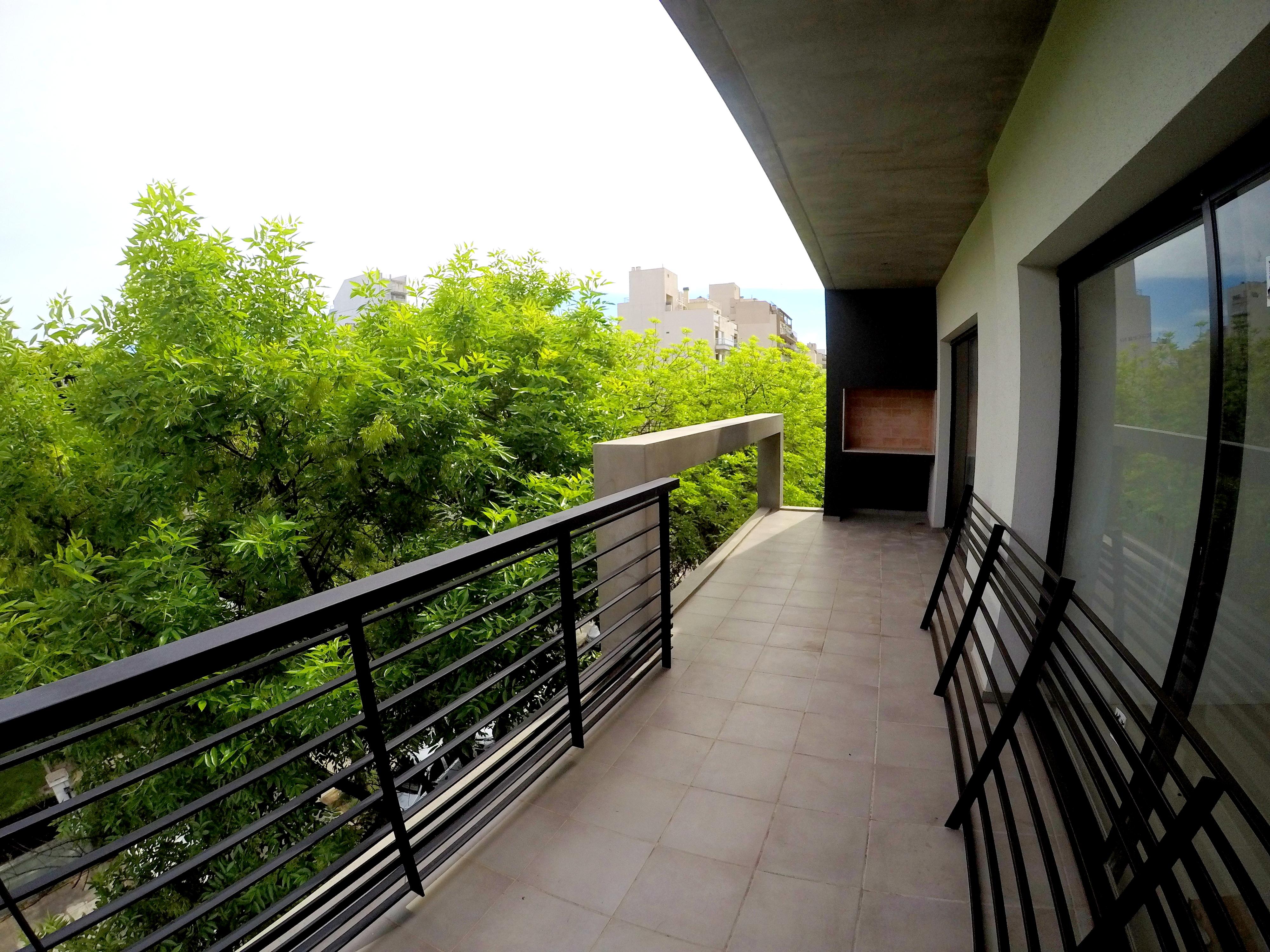 Moderno Depto 2 Amb con amplio Balcón- Gabriela Mistral 3300