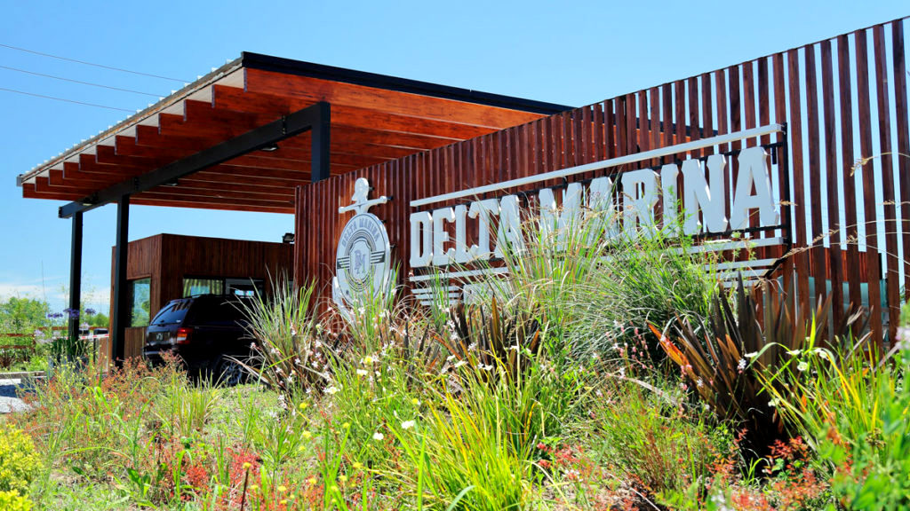Exc. Cama náutica de 20 pies en guardería «Delta Marina»